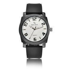 Genuine Leather Watch Men Silicone Mens Watch Outdoor Sports Men's Wrist Watches Quartz Clock Male Simple Dial Designer Famous