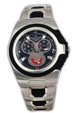 George Claude Jam Tangan Pria - Silver - Strap Stainless Steel - 5106 (Not Defined)