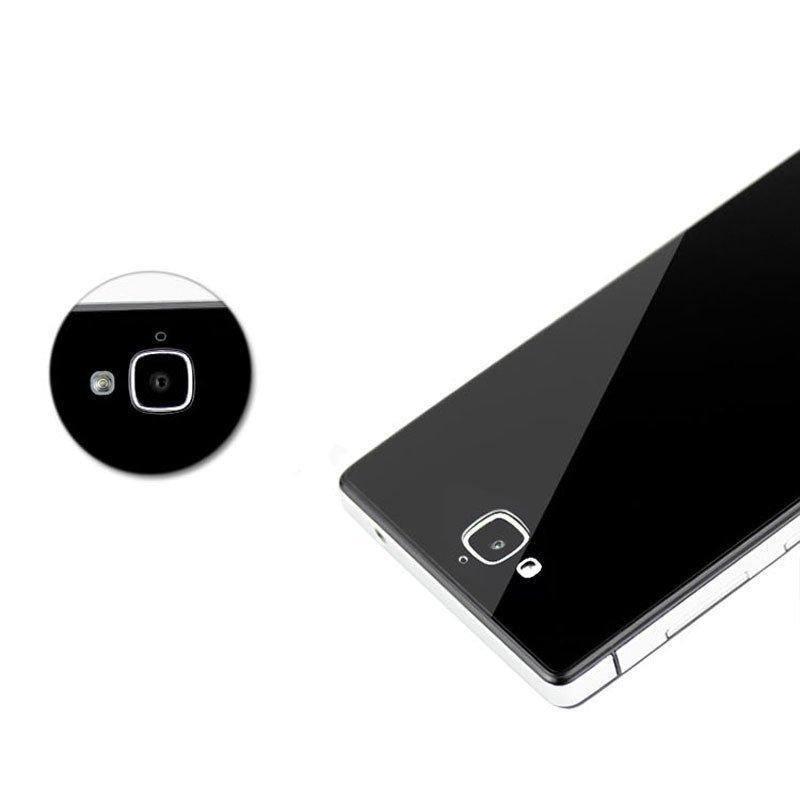 Gerbera Huawei Honor 3C Backcase Tempered - Hitam