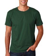 Gildan - Kaos Polos Softstyle - Forest Green