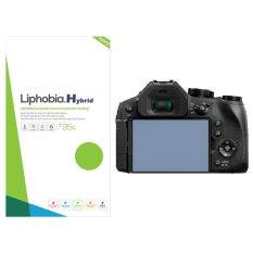 gilrajavy Liph.Harder Anti-Shock Lumix FZ300 camera screen protector 2P HD Clarity tempered Film