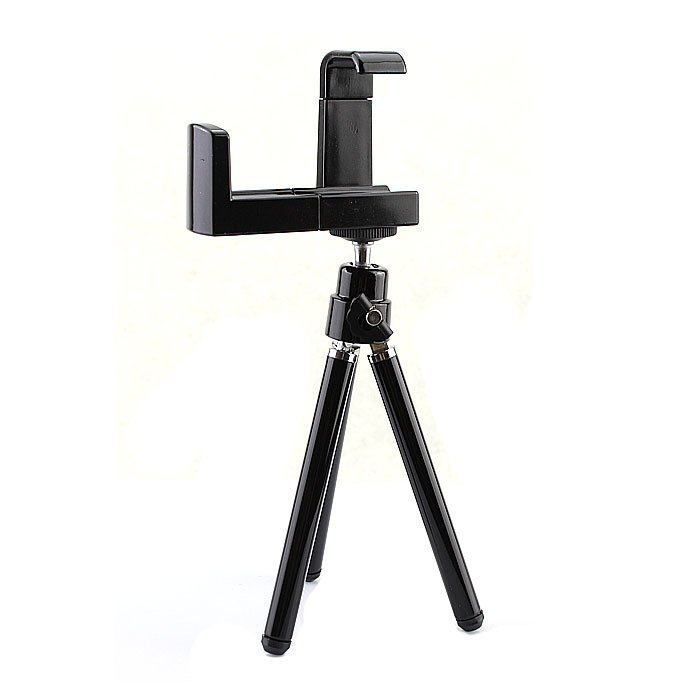 GOLDFOX Mini 360 Rotatable Stand Tripod for Mobile Phone Camera (Intl)