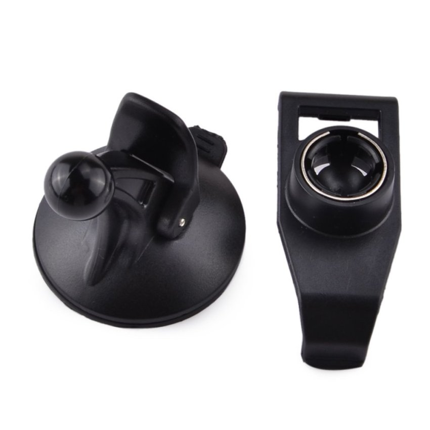 GPS Suction Cup Holder Stand Mount for Garmin Nuvi 200 / 250 / 260 / 205 / 255 / 270 + More (Black)