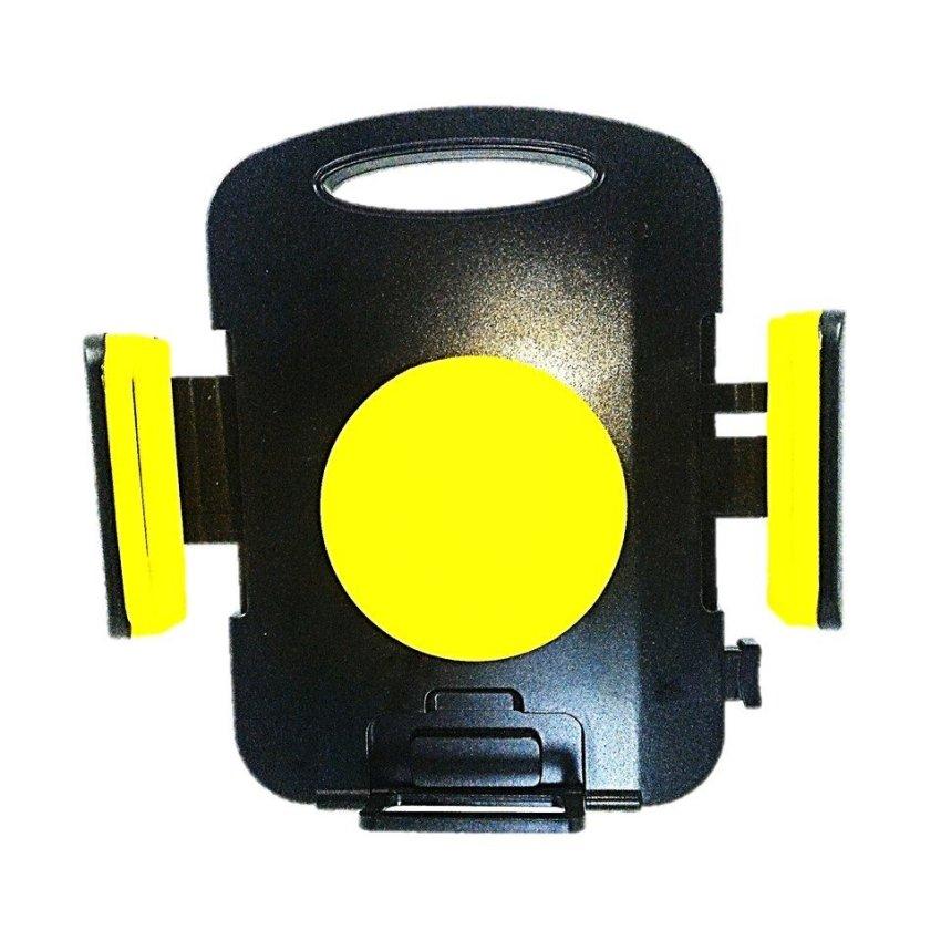 Grace Shop Holder Mobil/Dudukan Mobil untuk Tablet 7 - 10 inci - Kuning
