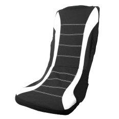 Grey TS10 Universal 9 Pcs Car Covers Mesh Sponge Car Styling Interior Accessories Sedans Car Seat Covers Set For Car Care (Intl)