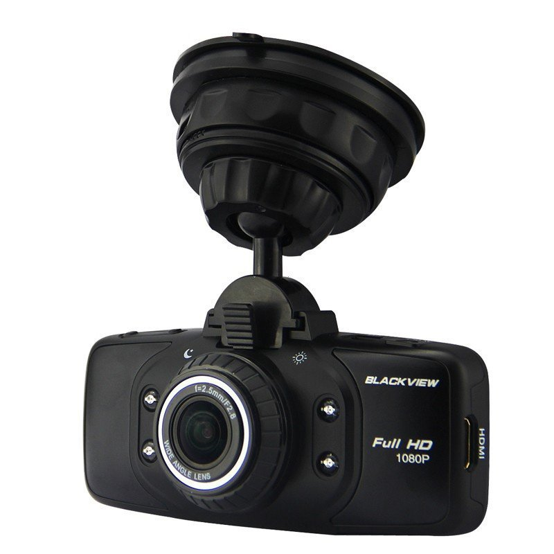 GS9000 2.7  TFT 1080P 178° Car DVR Vehicle Camera Driving Recorder Ambarella GPS G-sensor H.264 Motion Detection IR Night Vision (Intl)