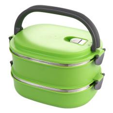 HAOFEI Insulated Lunch Box Food Storage (Green) - INTL