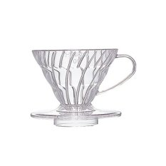 Hario Dripper V60 Transparent VD-01T
