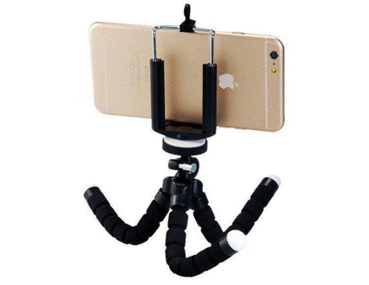 Hasense Car Holder for Phone Digital Camera GPS Holder (Black) (Intl)