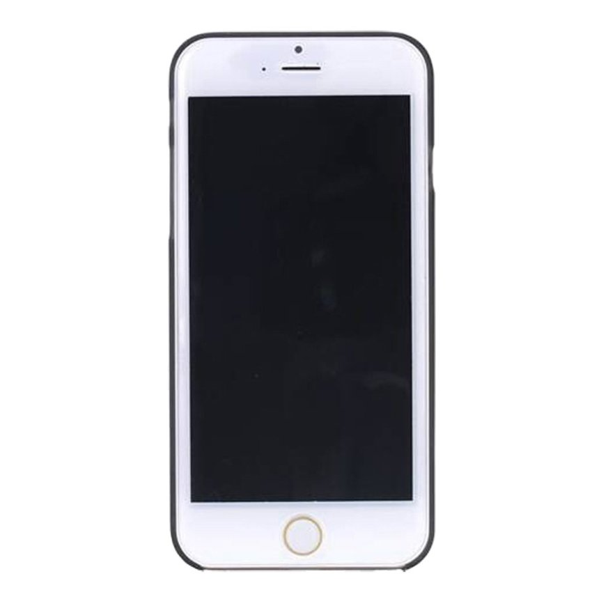 HB08 Cases Scrub Protect Shell 0.03 mm Slim Transparent Phone shell for iPhone 6 Plus Black