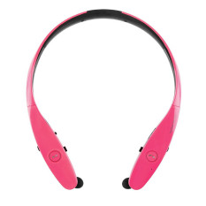 HBS900 Wireless Bluetooth Headset Sport Stereo Handsfree MIC Bass (Pink) - Intl