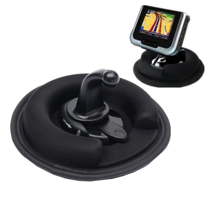 Heavy Universal Beanbag Car Dashboard Sat NAV Holder for TomTom Garmin Anti-slip (Intl)