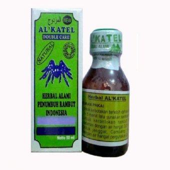 herbal alkatel penumbuh rambut 50 ml lazada indonesia