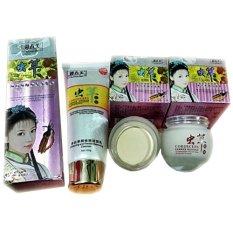 Herbal Yu Chun Mei Cordyceps Series Premium Original - 1 Set