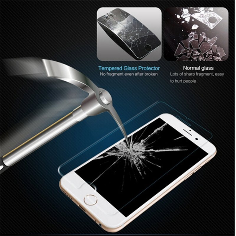 High Quality Premium Tempered Glass Film Screen Protector for iPhone 6 (Intl)
