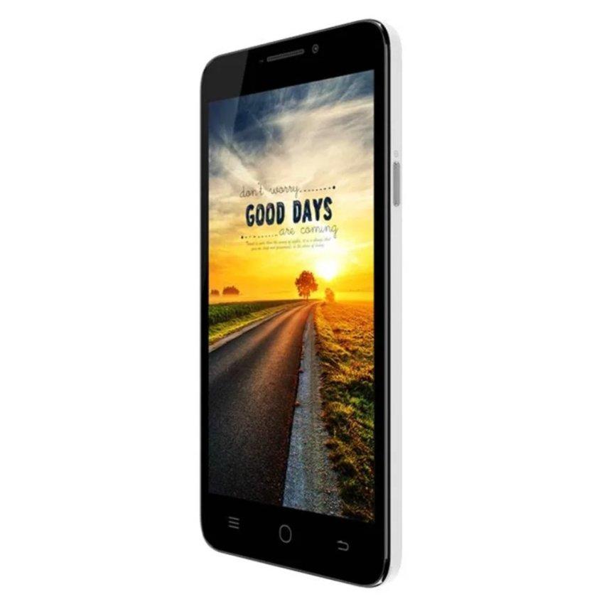 Himax Polymer X - 16GB - Putih + Gratis MicroSD 8GB+Screen Guard