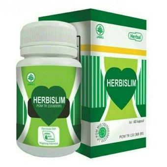 hiu herbislim herbal pelangsing lazada indonesia