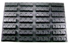 Hk SM-044 Cetakan Silicone Mould 28's 60 x 40 cm