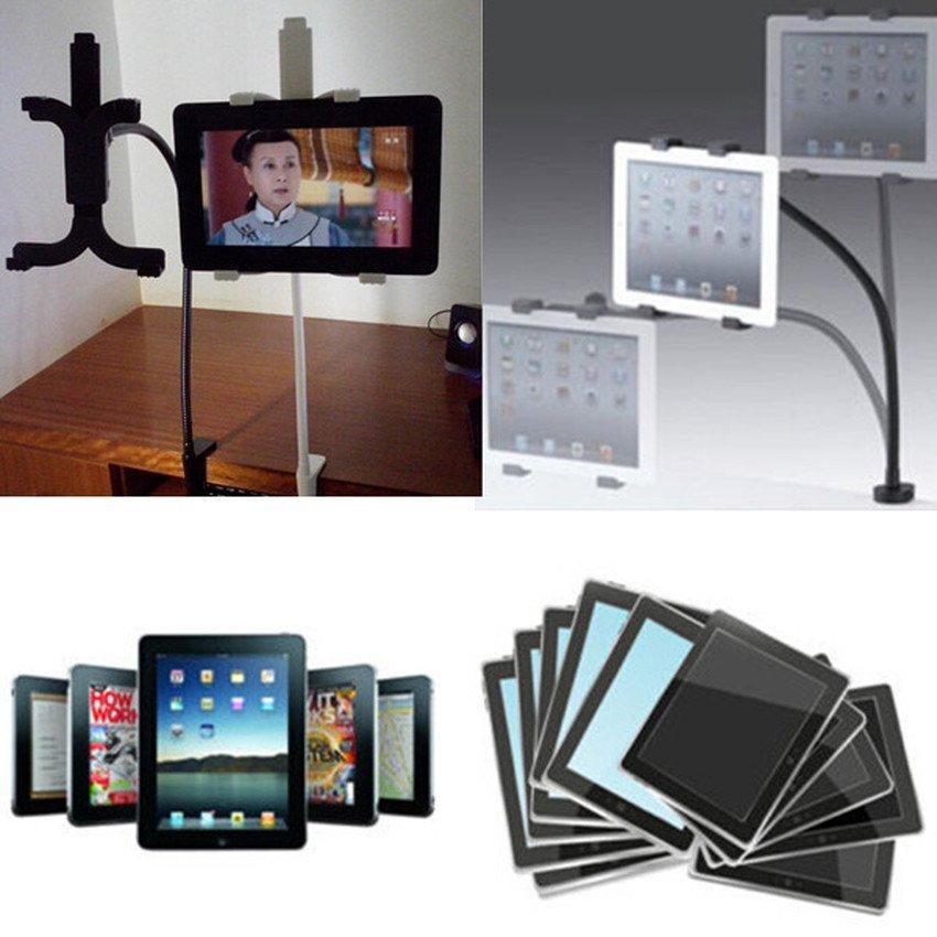 HKS 360??Car Seat Desktop Stand Holder Mount for iPad Air Nexus Asus White (Intl)