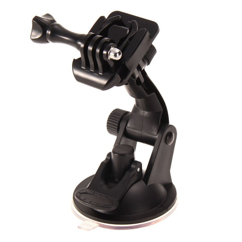 HKS Attractive Car Suction Cup+Tripod Mount Adapter+Screw for GoPro HD Hero 2 3 (Intl)