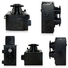 HKS Classic Twin Lens Reflex TLR 35mm Holga Lomo Camera Kit (Intl)