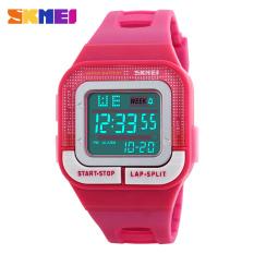 Hot Women Men Sports Watches Digital LED Waterproof Military Watches Student Girl Boy Fashion Alarm Multifunctional Wristwatches