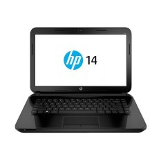 "HP 14-G102AU - 14"" - AMD A4-5000M - 2GB - Hitam"