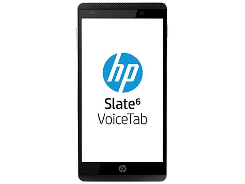 HP Slate 6 Voice Tab - Black