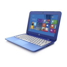 "HP Stream 11-D031tu - 11"" - Intel Celeron N2840 - 2GB RAM – Windones 8.1 Bing Steam - Biru"