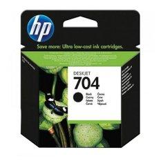 HP Tinta 704 Black Ink Cartridge