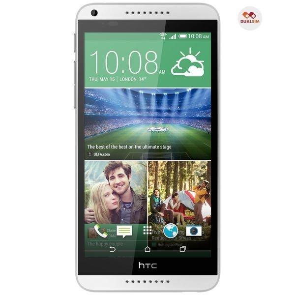 HTC 816 Dual - CDMA/GSM-GSM - White