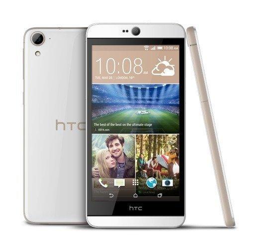 HTC Desire 826 - Dual Sim - 4G - ROM 16GB - RAM 2GB - 13MP - Putih