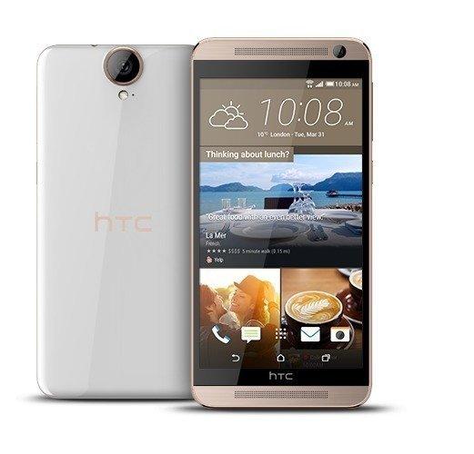 HTC One E9+ Plus - Dual Sim - 4G - Resmi - Rose