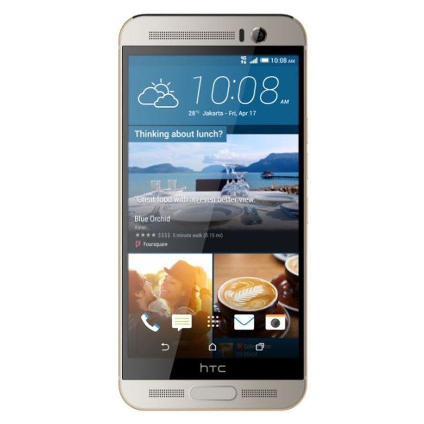 HTC One M9+ Plus -32GB -Abu abu