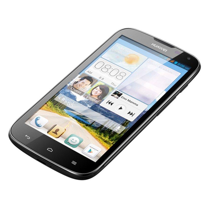 Huawei Ascend G610 - 4 GB - Dual SIM - Hitam