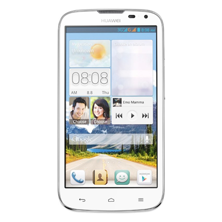 Huawei Ascend G610 - 4 GB - Dual SIM - Putih