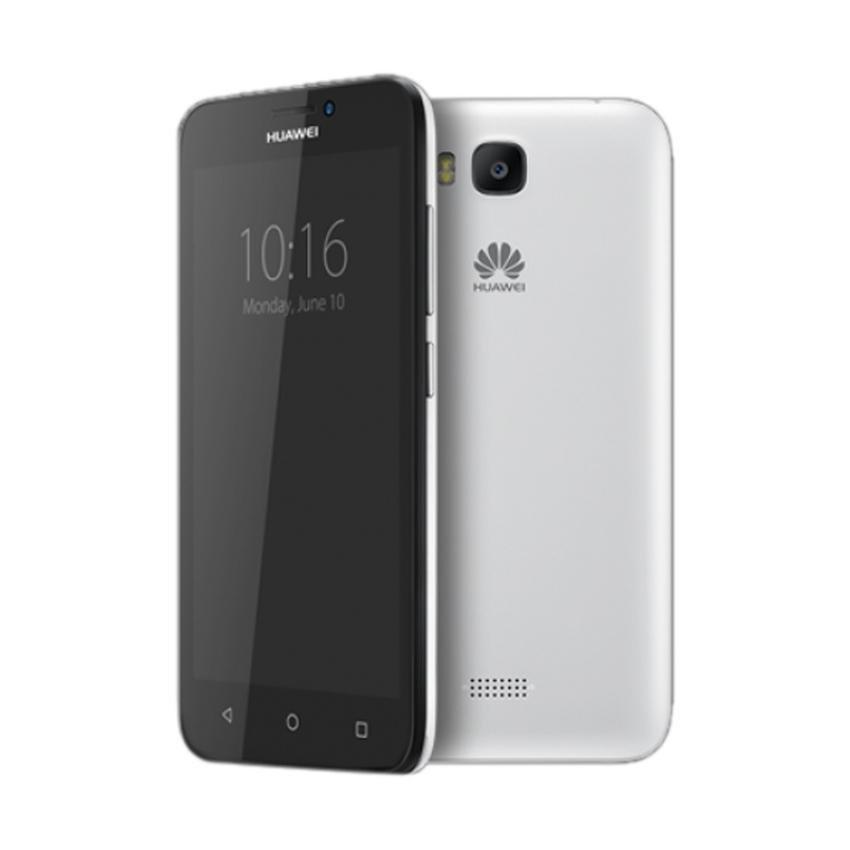 Huawei Y5 Batik Edition - 8GB - Hitam-Putih