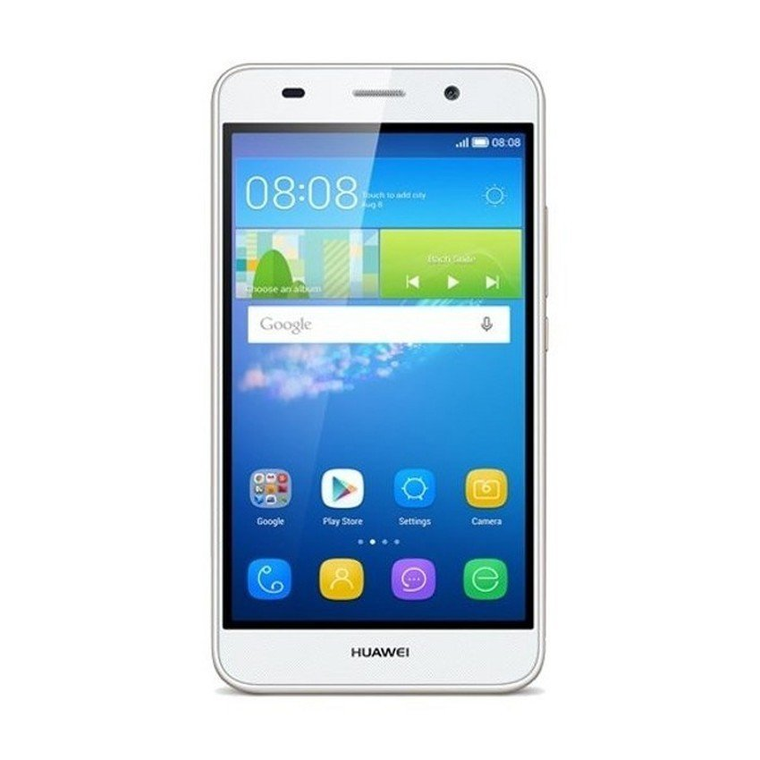 Huawei - Y6 - 8 GB - RAM 2GB - 4G LTE - Putih