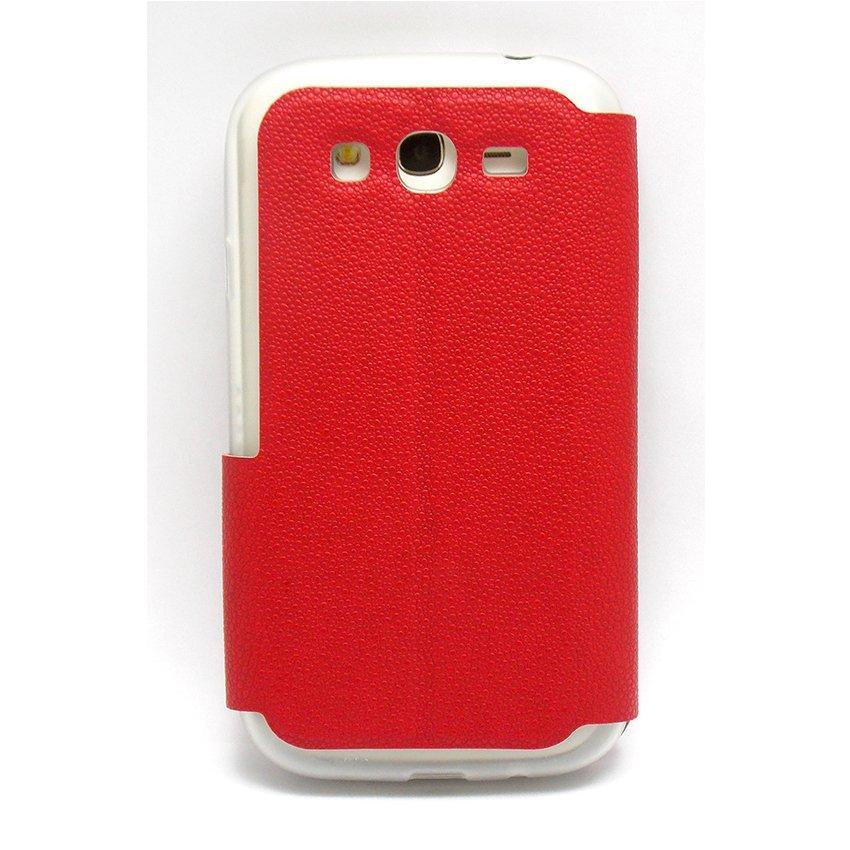 I-Gear Flip Cover Treeangel Samsung Galaxy Grand 2 G7106 - Merah