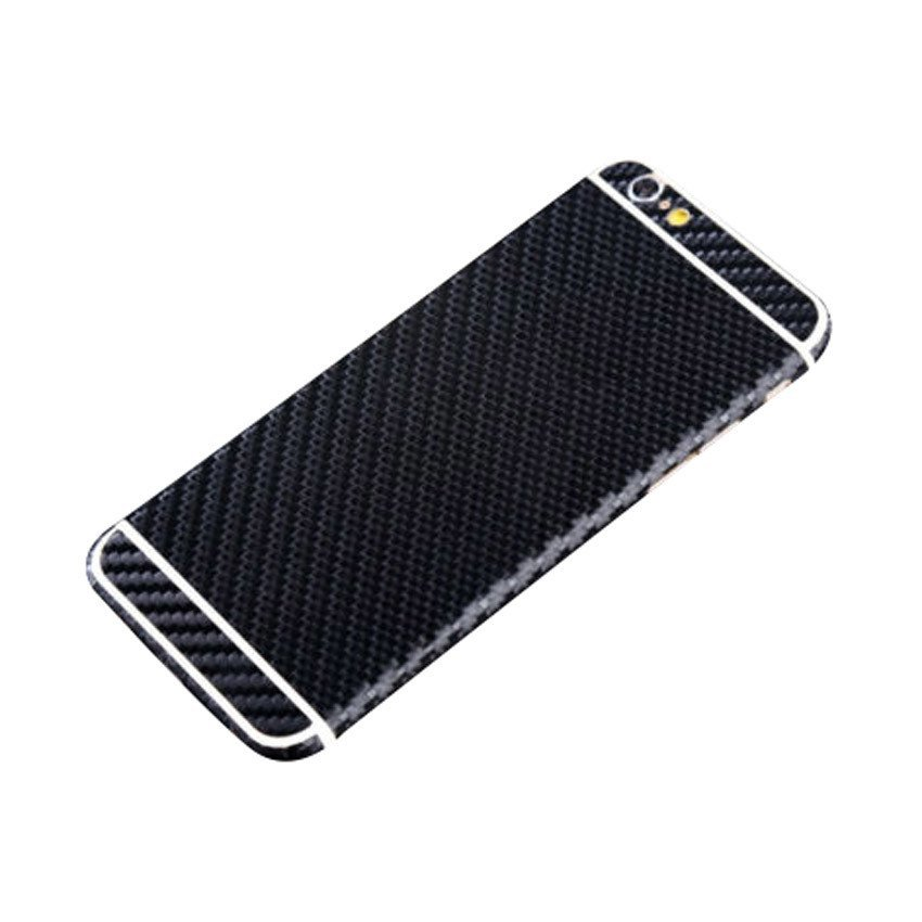 I3C Carbon Fiber Sticker Full Body Film Screen Protector Wrap Skin  For Samsung Galaxy Note 3 Black