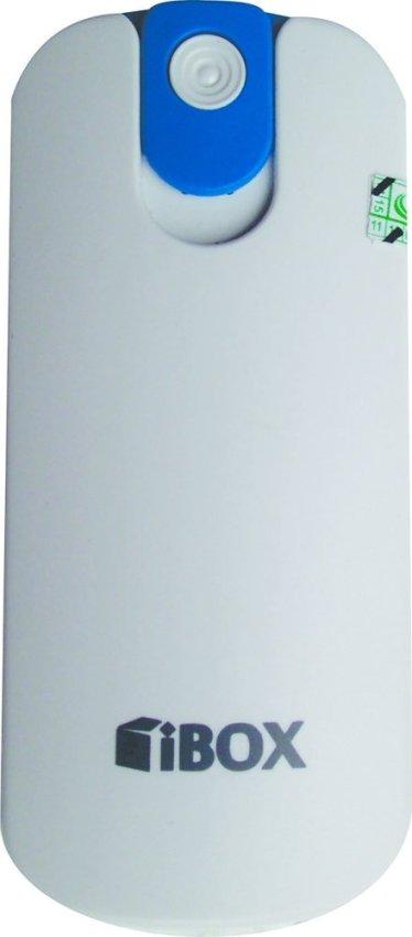 Ibox power bank 6000 mAh - Putih