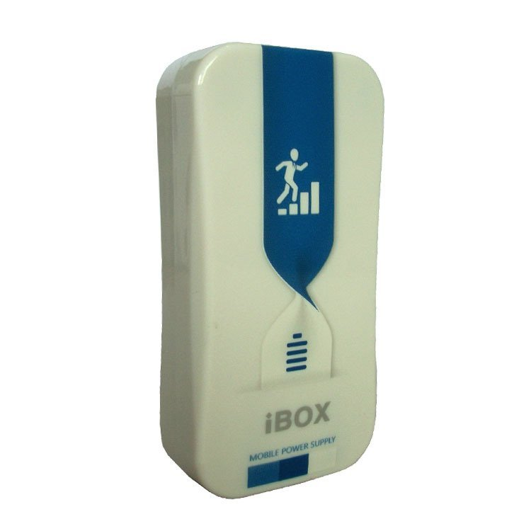 iBox Power Bank M-518 - 5600 mah - Biru