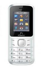 """iCherry C81 Blue 1.8"""" Candybar - Putih"""