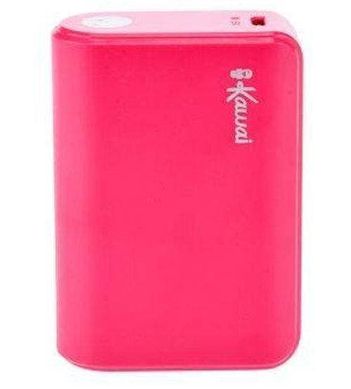 Ikawai Powerbank Y20, 5600 mAH - Pink