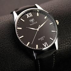 ILife YAZOLE Quartz Watch Men 2016 Top Brand Luxury Famous Wristwatch Male Clock Wrist Watch Hodinky Quartz-watch Relogio Masculino Black
