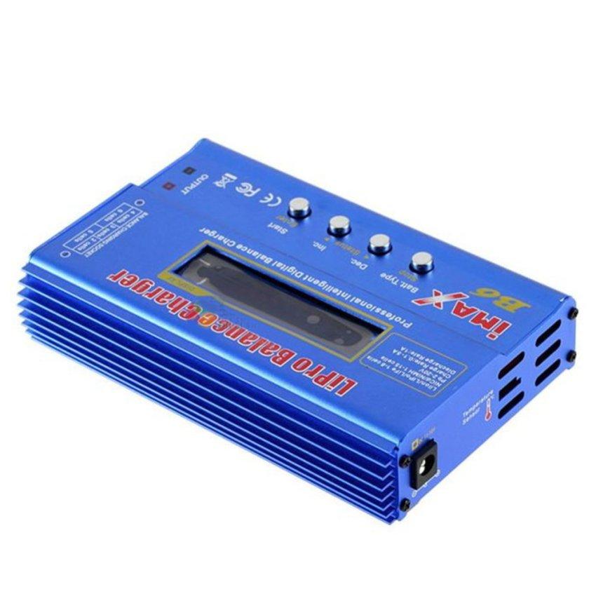 Imax B6 Lipo Nimh Nicd RC Battery Balance Charger Discharger+AC Adapter 1set (Intl)