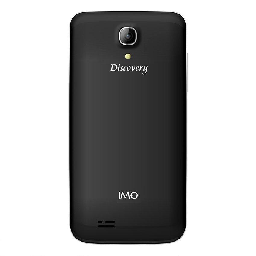 IMO DISCOVERY II - QUADCORE - RAM 1GB - HITAM