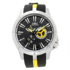 INVICTA S1 Rally IN-20332 Men's Rubber Black Dial Watch
