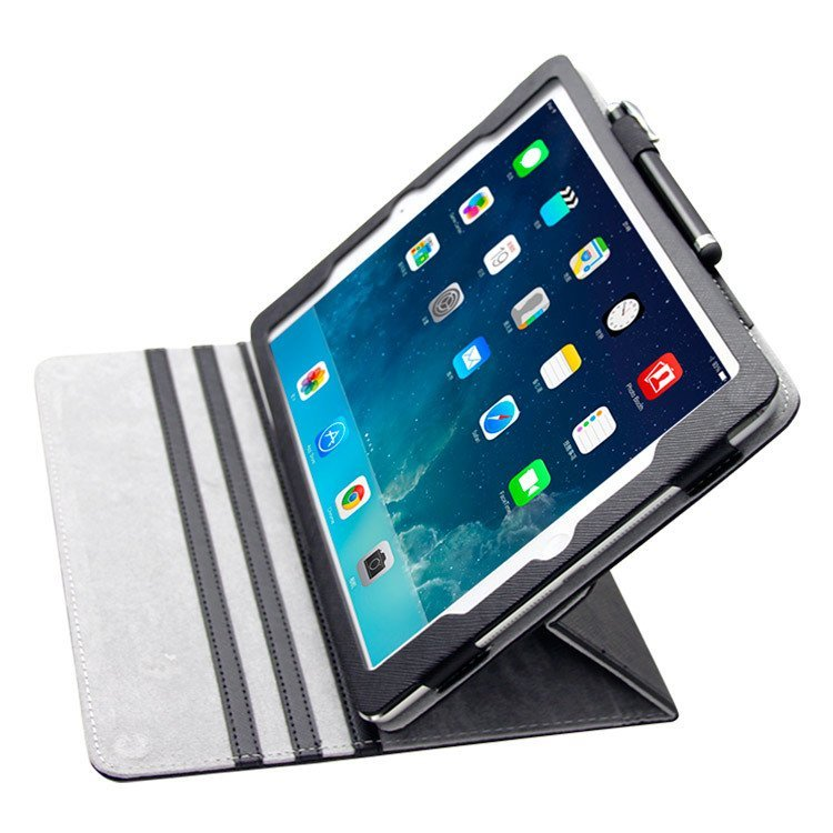 iPearl iPad Air 360 Degree Rotatable Case - Classic Black