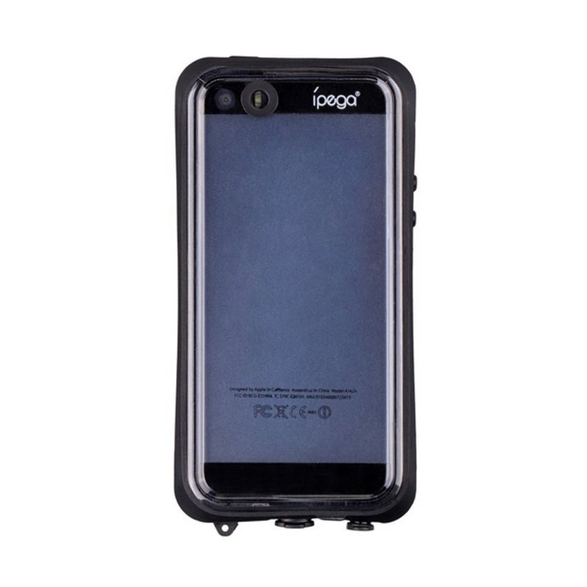 Ipega Slim Waterproof and Shockproof Case for iPhone 6 - PG-i6001 - Black
